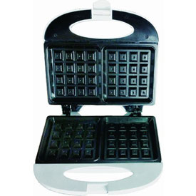 MBR Industries BC-55302 Cool Touch Waffle Maker by