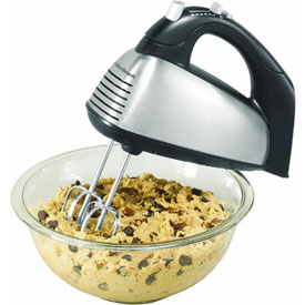 Hamilton-Proctor 62650 6-Speed Classic Hand Mixer by