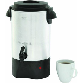 Focus Electrics LLC 58030 West Bend 12 to 30 Cup Coffeemaker by