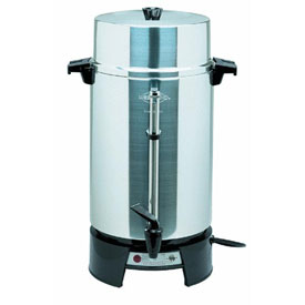 Focus Electrics LLC 33600 West Bend 40 to 100 Cup Coffeemaker by