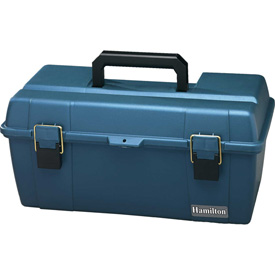Hamilton Optional Small Plastic Blue Carry Case