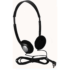 Buy Personal Economical Headphones, 100 Pack