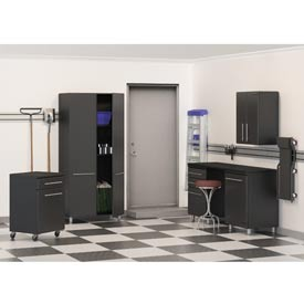 Ulti-MATE Garage 6-Piece Kit - Cabinets & Worktop Bench Surface