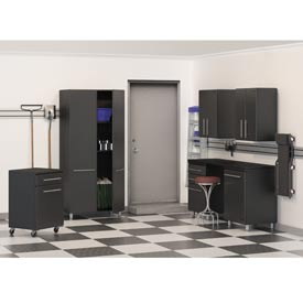Ulti-MATE Garage 7-Piece Kit - Cabinets & Worktop Bench Surface