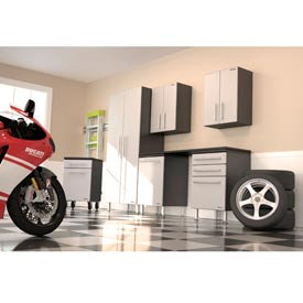 Ulti-MATE Garage PRO 7-Piece Deluxe Cabinet Kit