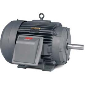 Baldor Automotive Duty Motor, AEM4314-4, 3 PH, 460 V, 60 HP, 1785 RPM, TEFC, 405U Frame