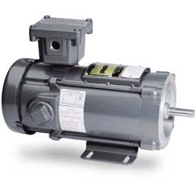 Baldor DC Explosion Proof Motor, CDPX3410, 0.25 HP, 1750 RPM, XPFC, 56C