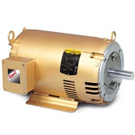 Baldor General Purpose Motor, 230/460 V, 1.5 HP, 1755 RPM, 3 PH, 145TC, OPSB