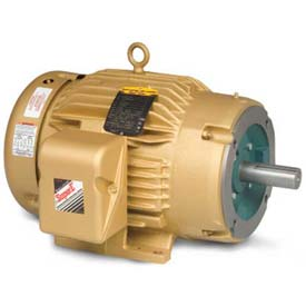 Baldor General Purpose Motor, 208-230/460 V, 30 HP, 3520 RPM, 3 PH, 284TSC, TEFC