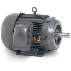 Baldor Motor CL5020, 5HP, 1725RPM, 1PH, 60HZ, 215C, 3744LC, XPFC, F1