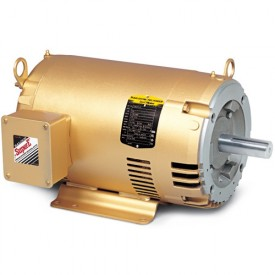 Baldor Motor CEM3218T ,  5HP, 1750RPM, 3PH, 60HZ, 184TC, 3628M, OPSB, F1