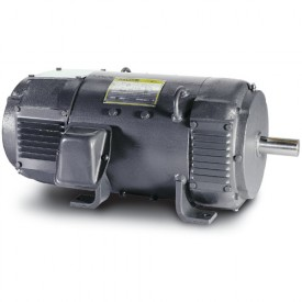 Baldor Motor D5005P, 5HP/1750RPM/D PHASE/DPFG/NEMA186AT