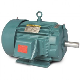 Baldor Motor ECP3660T, 3HP, 3520RPM, 3PH, 60HZ, 182T, TEFC, FOOT