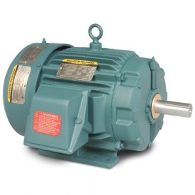 Baldor Motor ECP84313T-4, 75HP, 3555RPM, 3PH, 60HZ, 365TS, TEFC, FOOT