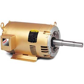 Baldor Pump Motor, EJMM2543T, 3 Phase, 50 HP, 230/460 Volts, 1775 RPM, 60 HZ, OPSB, 326JM