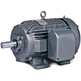 Baldor Super-E, Metric IEC Motor, EM13084-58, 3PH, 7.5HP, 380-415V, 1460RPM, TEFC, D132M