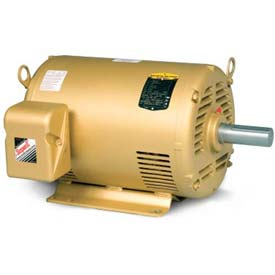 Baldor General Purpose Motor, 230/460 V, 60 HP, 1185 RPM, 3 PH, 404T, OPSB