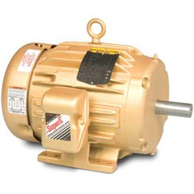 Baldor General Purpose Motor, 208-230/460 V, 50 HP, 3540 RPM, 3 PH, 326TS, TEFC