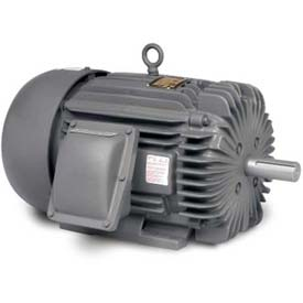 Baldor Explosion Proof Motor, EM7062T-5, 3PH, 40HP, 575V, 1775RPM, 324T