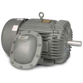 Baldor Explosion Proof Motor, EM7080T-I, 3PH, 30HP, 230/460V, 1180RPM, 326T