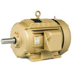 Baldor Metric IEC Motor, EMM2334, 3PH, 208-230/460V, 1770RPM, 15/20 KW/HP, 60Hz, D160L
