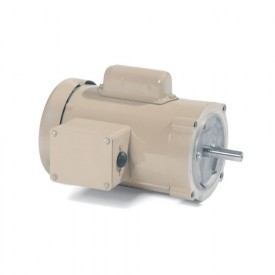 Baldor Motor FDL3510TM, 1HP, 1725RPM, 1PH, 60HZ, 143T, 3524L, TEFC, F1