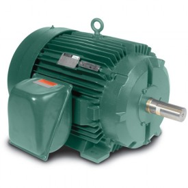 Baldor Motor IDVSM4103T, 25HP, 1800RPM, 3PH, 60HZ, 284TC, TEFC, FOOT