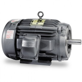Baldor Motor IDXM7014T, 1HP, 1765RPM, 3PH, 60HZ, 143TC, 3524M, XPFC, F1