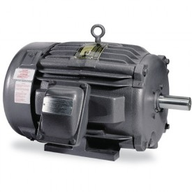Baldor Motor L5023T, 1HP, 1725RPM, 1PH, 60HZ, 143T, 3524L, XPFC, F1