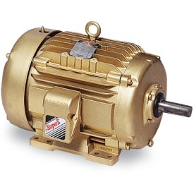 Baldor Motor M3537-5, .5HP, 3450RPM, 3PH, 60HZ, 56, 3410M, TEFC, F1, N