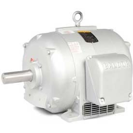 Baldor Oil Field Pump Motor, OF3415T, 3 PH, 230/460/796 V, 15 HP, 1125 RPM, OPEN, 284T Frame