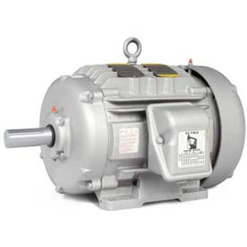 Baldor Oil Field Pump Motor, OF4117T, 3 PH, 460/796 V, 30 HP, 1125 RPM, TEFC, 326T Frame