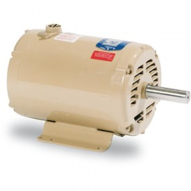 Baldor Motor UCL570, 5-7 AIR OVERHP, 3450RPM, 1PH, 60HZ, 182TZ, 36