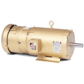 Baldor Motor VEBM3546T, 1HP, 1765RPM, 3PH, 60HZ, 143TC, 3524M, TEFC, F1