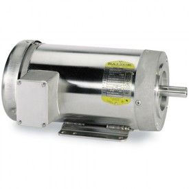 Baldor Motor VESWDM3554T, 1.5HP, 1740RPM, 3PH, 60HZ, 145TC, 3532M, TENV