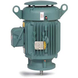 Baldor Pump Motor, VHECP4114T, 3 Phase, 50 HP, 208-230/460 Volts, 3540 RPM, 60 HZ, TEFC, 326HP