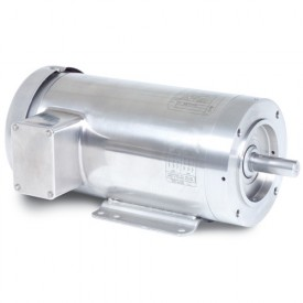 Baldor Motor VSSEWDM3546T, 1HP, 1760RPM, 3PH, 60HZ, 143TC, 3525M, TENV, F1