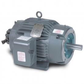 Baldor Motor ZDM3665T, 5HP, 1750RPM, 3PH, 60HZ, 184TC, 0640M, TEBC, F1