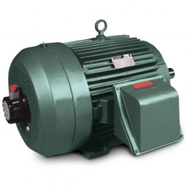 Baldor Motor ZDVSNM3665T, 5HP, 1800RPM, 3PH, 60HZ, L184TC, TENV, FOOT