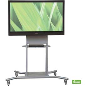 Elevation™ Mobile Stand with Flat Panel Mount