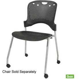 Optional Casters For Circulation Chair (Set of 16)