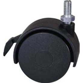"Locking 2"" Casters For Office Partition Panels (Set Of 4)"