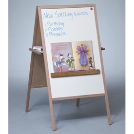 Balt® Teacher's Magnetic Instructional Easel