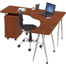 iFlex Home Office System Cherry by