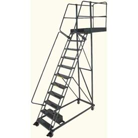 Ladders Cantilever Ladders Ballymore 11 Step Steel