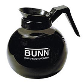 Bunn 42400.0103 Coffee Decanters, 64 oz., Regular, 3 Pack by
