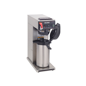 Dual-Voltage Airpot Coffee Brewer, CwTF-Aps Dv by