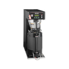 Bunn 36600.0004 Infusion Series Coffee Brewer, ICB-DV, Black by