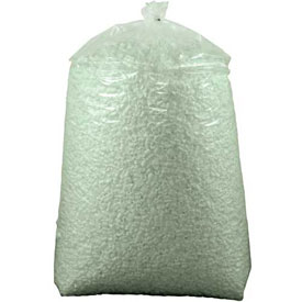 Green Recycled Packing Peanuts 20 Cubic Feet