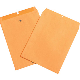 "11-1/2"" x 14-1/2"" Kraft Clasp Envelopes 500 Pack by"